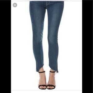 Paige Verdugo Ankle Jamila Distressed jeans sz 29